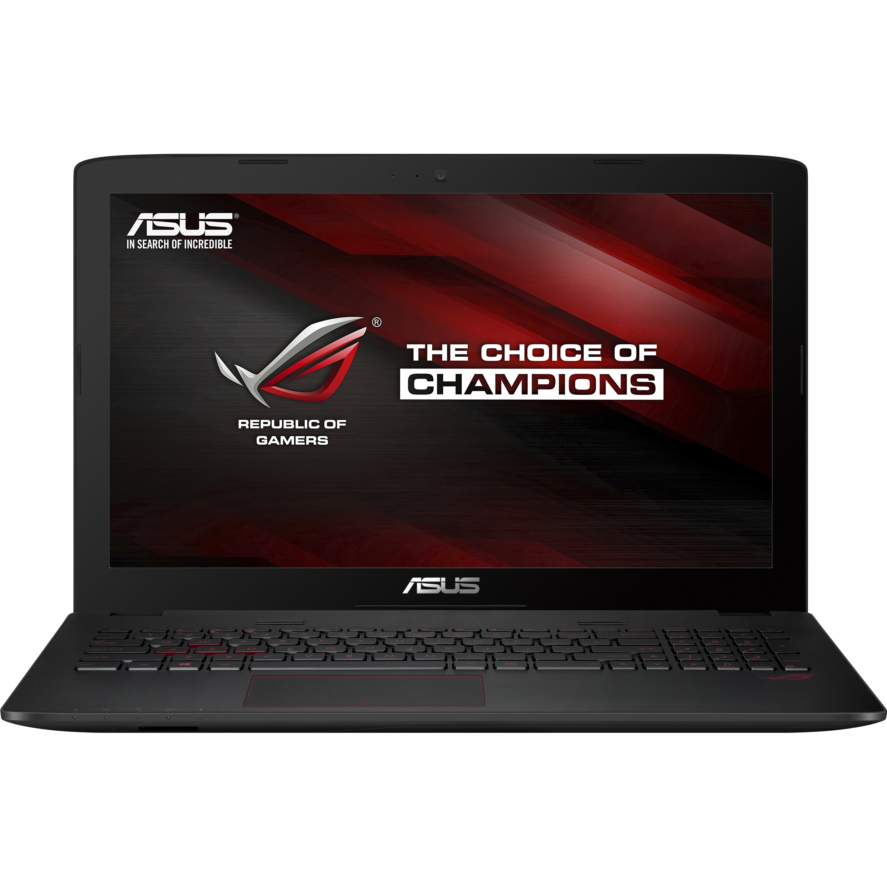 "ROG GL552VW-DH71 15.6"" 16:9 Notebook - 1920 x 1080 - In-plane Switchi"
