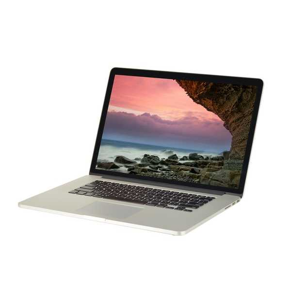Apple MacBook Pro A1398 Intel Core i7-4770HQ 2.2GHz 16GB RAM 500GB SSD 15.4' Retina Mac OS Laptop (Refurbished B Grade)